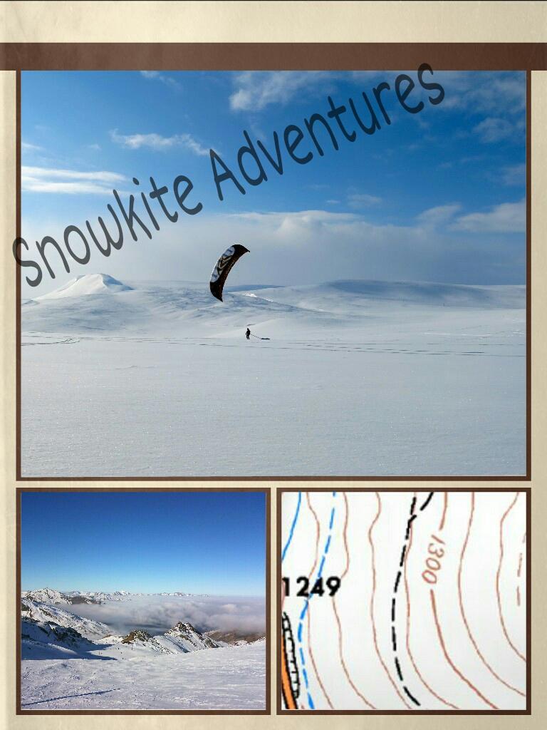 Snowkite Adventures